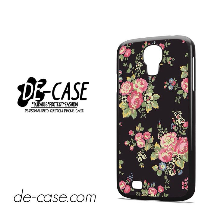 Floral Flower DEAL-4269 Samsung Phonecase Cover For Samsung Galaxy S4 / S4 Mini