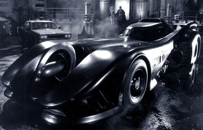 Kevin Smith is right-Tim Burton's Batmobile is pretty badass!