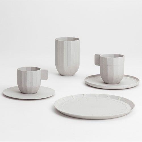 Paper-Porcelain . HAY