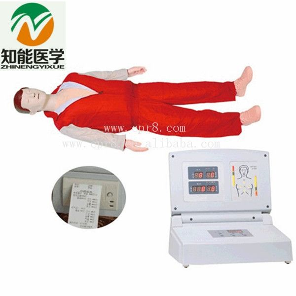 740.35$  Watch now - http://ali75j.worldwells.pw/go.php?t=32525270053 - BIX/CPR480 Medical Science Adult full body electronic CPR manikin U.S.A.free shipping 740.35$
