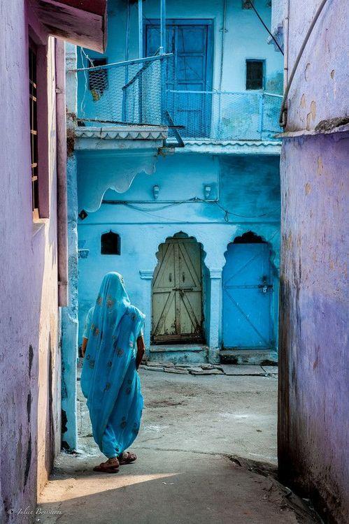 Les couleurs de l'Inde                                                                                                                                                      Plus