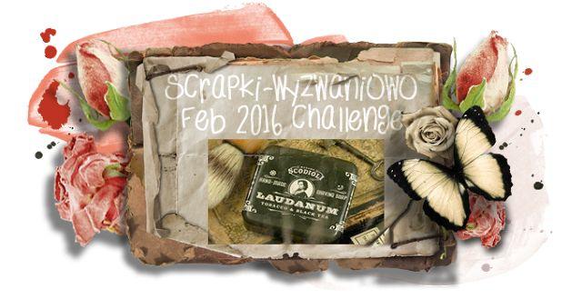 scrapki-wyzwaniowo: February 2016 challenge {#125} - Masculine Project