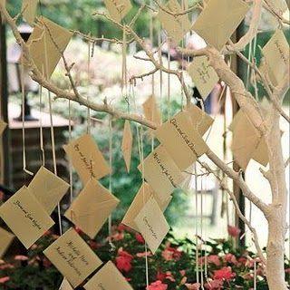árvore dos desejos: