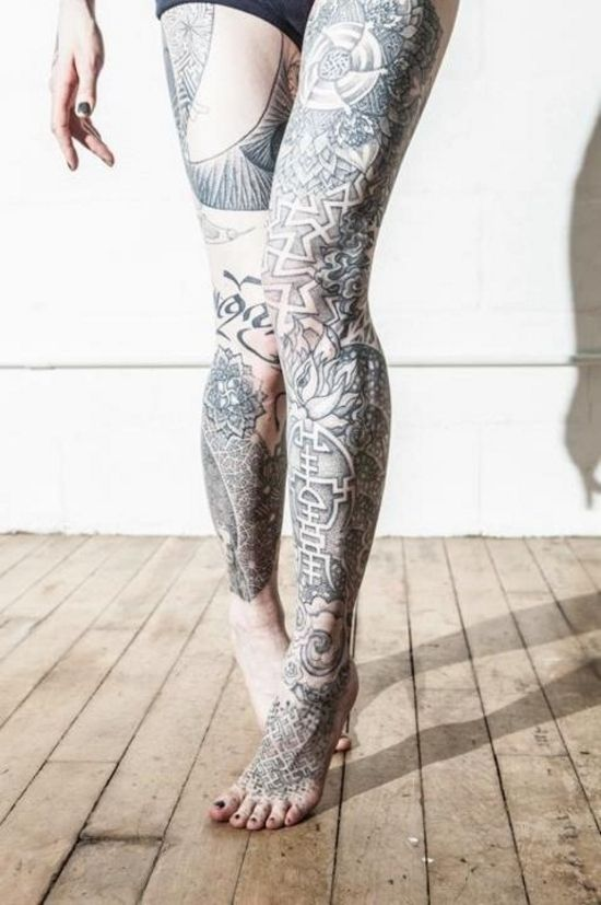 295 best images about tattoo legs feet on pinterest for Beautiful body tattoo