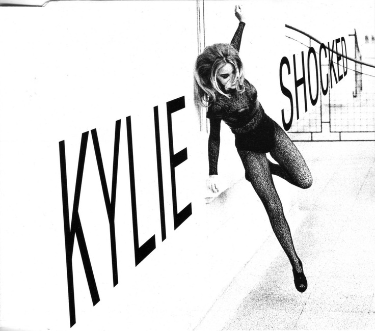 First Kylie CD I ever purchased in 1990.