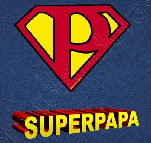 Camiseta SuperPapa. - nº 704448 - Hombre, manga corta, azul royal, calidad extra. En educamisetas.com tenemos el regalo que buscas: SuperPapá, SuperMamá, SuperAbuelo, SuperAbuelo, SuperAbuela, SuperBebé, SuperCuñado, SuperCuñada,