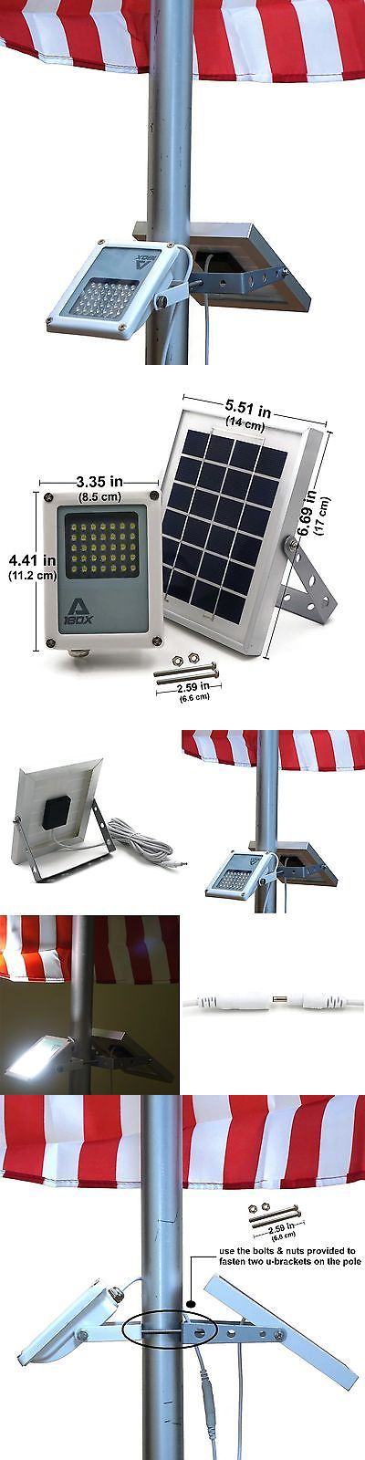 Flag Poles and Parts 43536: Alpha 180X Flag Pole Light For Solar Flagpole Lighting Cast Iron Street Lig... -> BUY IT NOW ONLY: $43.58 on eBay!