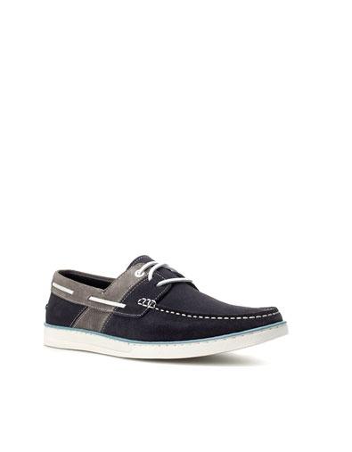 NÁUTICO SPORT - Zapatos - Hombre - ZARA Colombia