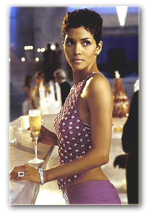 Jinx Played by Halle Berry in Die Another Day  #Bochic #jewelry inspiration  www.Bochic.com