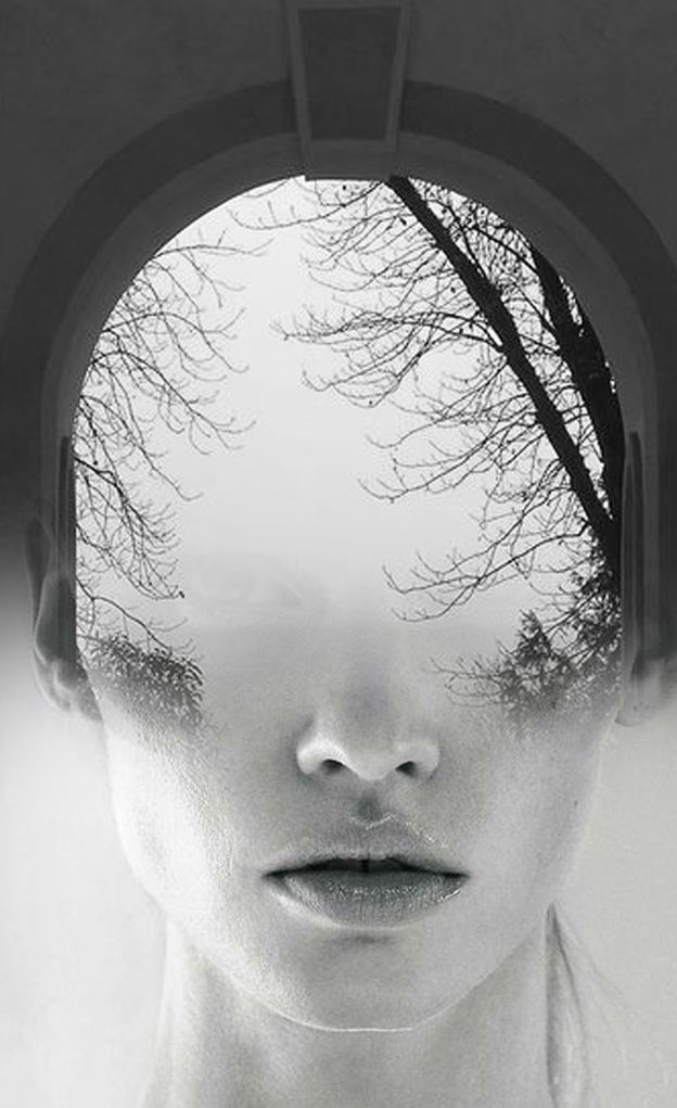 "//""I think that much of our depression, anxiety, and addiction has to do with what John writes about: the soul's need and longing for transcendence. This need is instinctual and unavoidable."" ― Mirabai Starr, Dark Night of the Soul (invisible vision by Antonio Mora) #art #Antonio Mora"