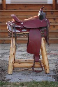 Saddle-Up Bar Stool