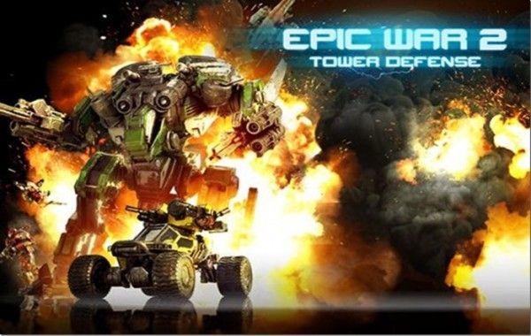 Epic War TD 2 Premium es un juego de estrategia donde combatiremos contra una gran cantidad de enemigos como robots gigantes, carros blindados, y maquinas de guerras, planta y arma tus torres de defensa en lugares estratégicos con las mejores y potentes armas del momento, Epic War TD 2 Premium es un vídeo juego con una vista isométrica y unos gráficos en alta definición con un sonido envolvente y emocionante, una App recomendado para los amantes de las guerras tácticas y ciencia ficción…