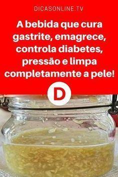Suco de batata para gastrite   A bebida que cura gastrite, emagrece, controla diabetes, pressão e limpa completamente a pele!   Esta é uma bebida muito especial, com alto poder de cura... Aprenda a receita ↓ ↓ ↓