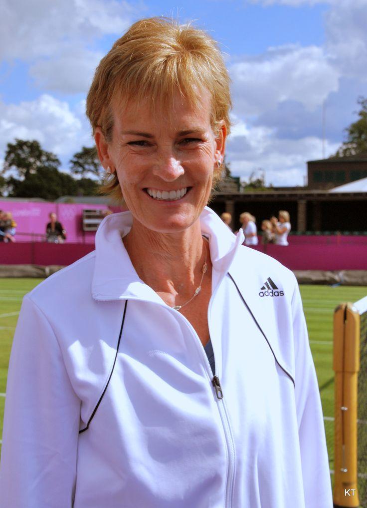 Judy Murray - Tennis coach. 22nd June 2014.