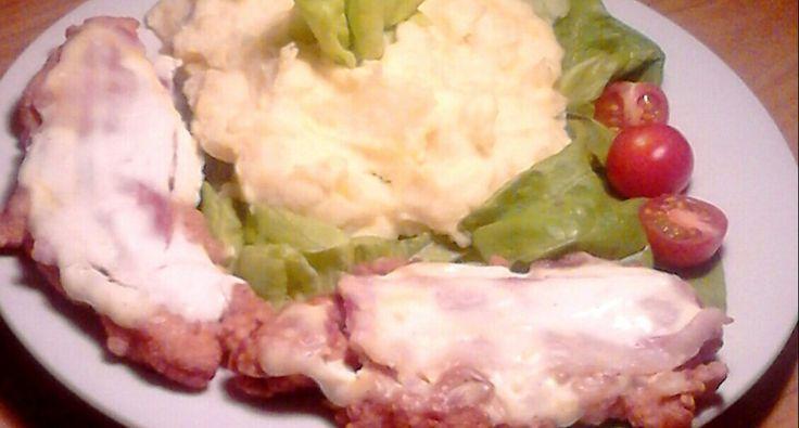 Hagymás bundában sült csirkemell recept   APRÓSÉF.HU - receptek képekkel