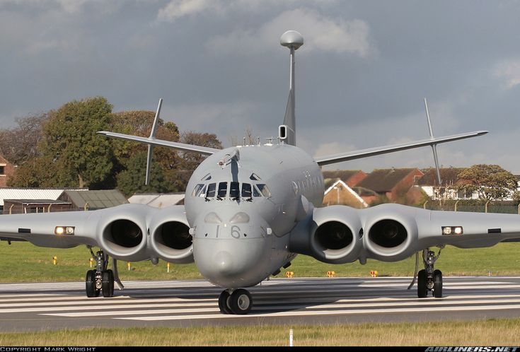 BAE Systems Nimrod MRA4 - UK - Air Force | Aviation Photo #1131525 | Airliners.net