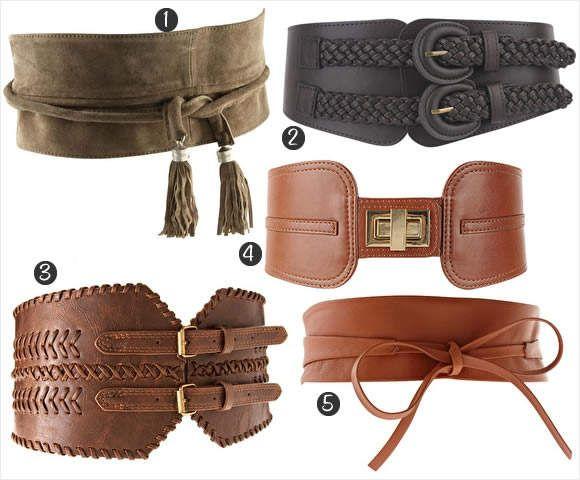 Spring Trend: Obi Belts