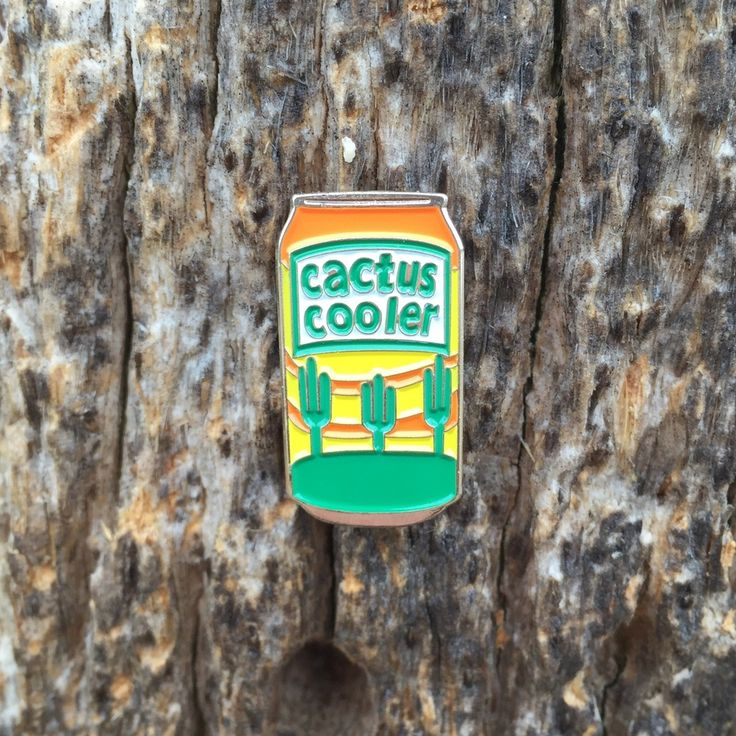 Cactus Cooler Soft Drink