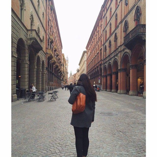 Clouds in Bologna 🇮🇹 #TheTalega
