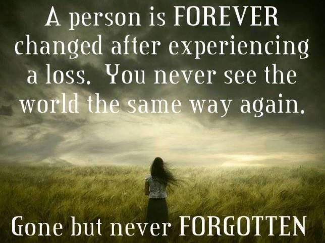 I like this because of the bottom saying. Gone but never forgotten.