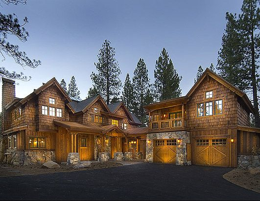 58 Best Mountain Style Exteriors Images On Pinterest Log