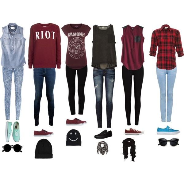 """casual"" by rinaki-giounes on Polyvore"