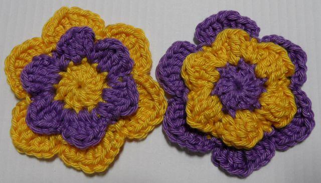 dubbele bloem: Dubbel Bloemtj, Gehaakt Dubbel, Youtube Bloemen, Dubbele Bloem, Videos Youtube, Dubbel Bloemen, Bloemtj Haken, Bloemen Haken, Haken Bloemen
