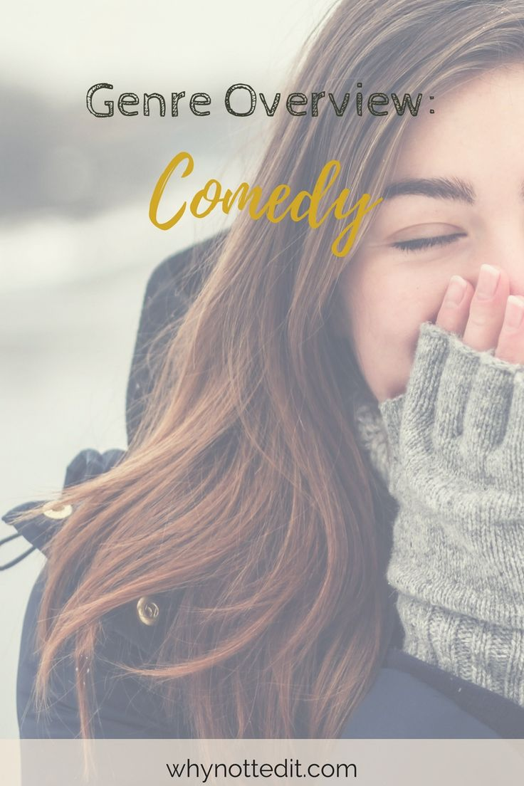 Comedy is more of an umbrella term than a genre, however, understanding its basic structure can help you find success.