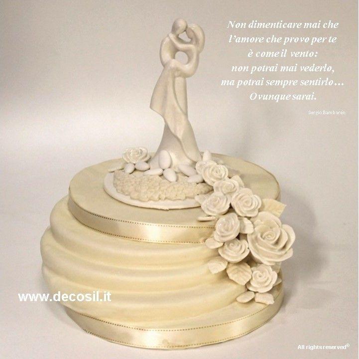 Stampo in silicone per creare sposi di zucchero o di cioccolato da posizionare sopra le torte nuziali. www.decosil.it #weddingcake #newlyweds