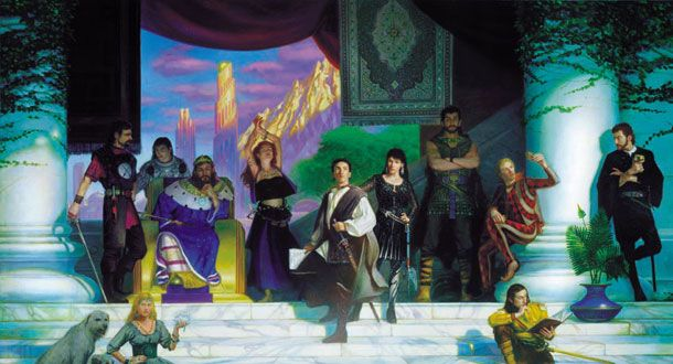 A look at the Chronicles of Amber by Roger Zelazny and what makes them so great.