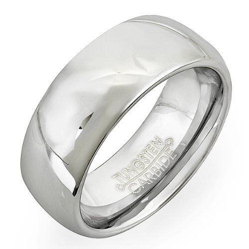 Dome Shaped Bands: Wedding & Engagement Rings Images On