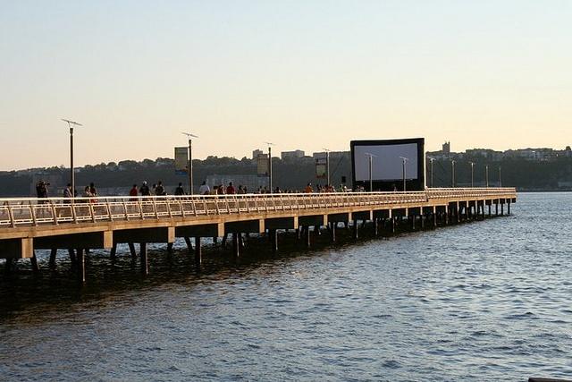 Films on the Green Festival | Riverside Park, via Flickr