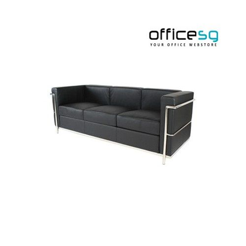 Buy Sofa LC-608 (3 Seater) Online. Shop for best Sofa online at Officesg.com. Discount prices on Office Furniture Singapore, Free Shipping, COD.