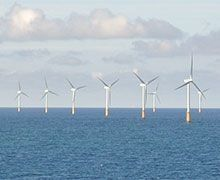 La justice rejette un recours contre le parc éolien en mer au large de Fécamp