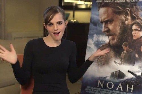 Noah Trailer: Hilarious Emma Watson Introduction!