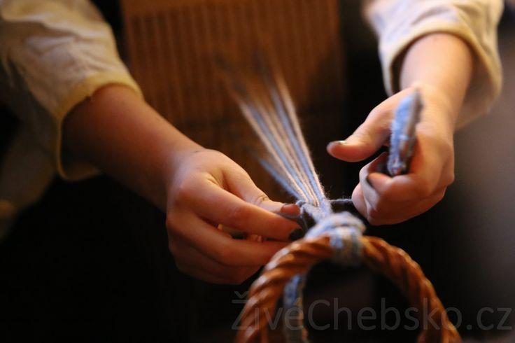 Hudbou i řemesly ožil statek v Nové Vsi