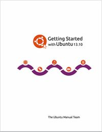 """""""Getting Started With Ubuntu 13.10"""" This is a simple simple to follow, with step-by-step instructions and plenty of screenshots, allowing you to discover the potential of your new Ubuntu system."""