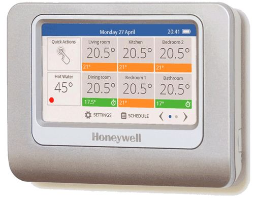 #Honeywell Reveal New evohome #Smartphone Controlled Zoned Heating System : via @ottomate