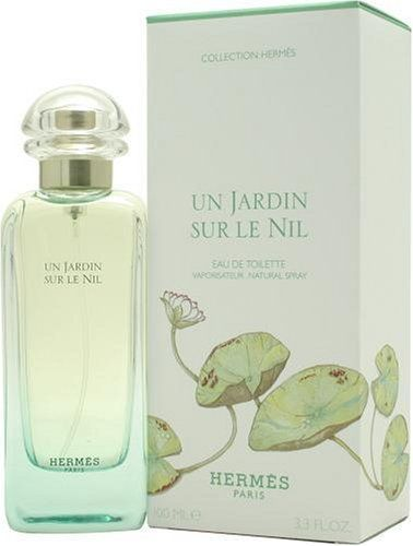 Un Jardin Sur Le Nil By Hermes For Women, Eau De Toilette Spray, 3.3-Ounce Bottle - List price: $125.00 Price: $80.56 Saving: $44.44 (36%) + Free Shipping