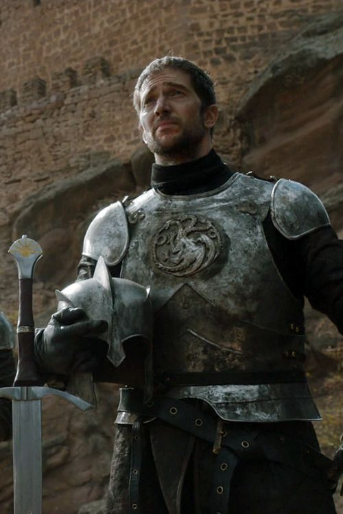Ser Athur Dayne, aka Sword of the Morning,the kingsgueard of Prince Rhaegar. House Dayne that sworn to House Martell.
