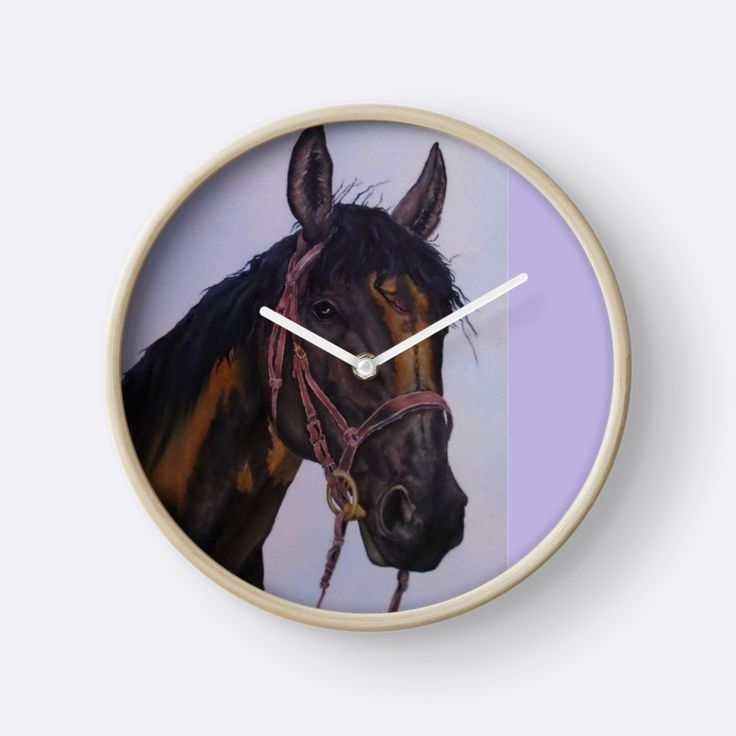 Gifts for horse lovers, Wall Clock
