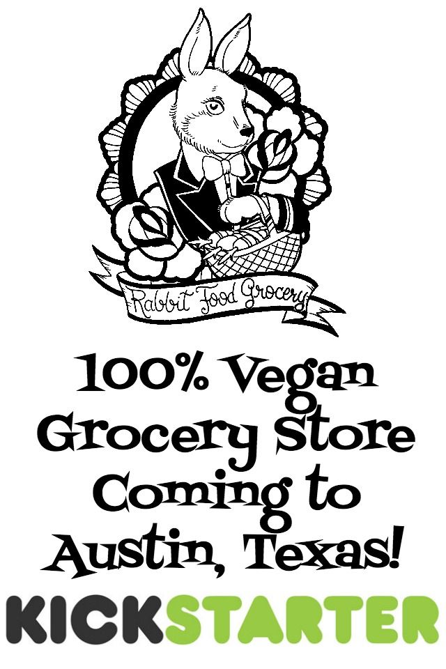 http://kck.st/1r5yiA6 Check it out! 100% #vegan grocery store is coming to Austin Texas!! Please repin! xoxo