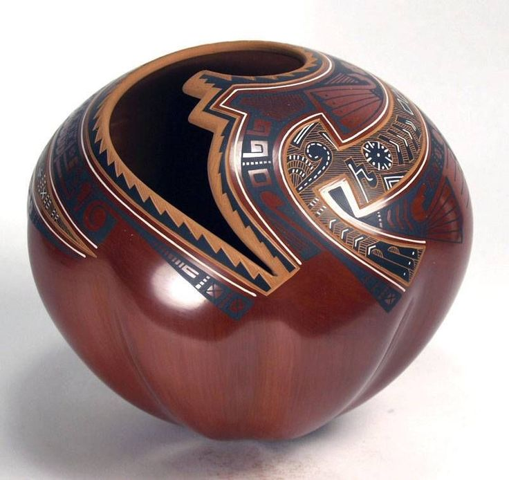 Mata Ortiz Pottery by Baudel Lopez