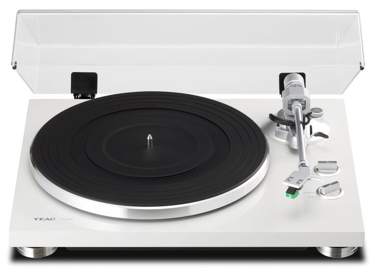 Teac TN-300-B HiFi-Plattenspieler (Riemenantrieb, 33/45rpm, USB-Ausgang für Mac/PC, Line/Phono Umschalter) schwarz: Teac: Amazon.de: Audio & HiFi
