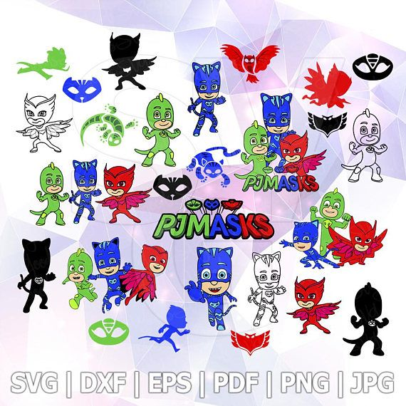 Pin On Pj Masks Catboy Svg
