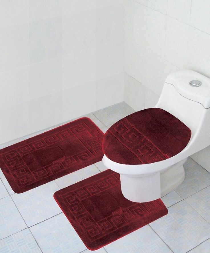 17 Best Ideas About Burgundy Bathroom On Pinterest