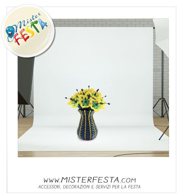 Vaso di #fiori gialli