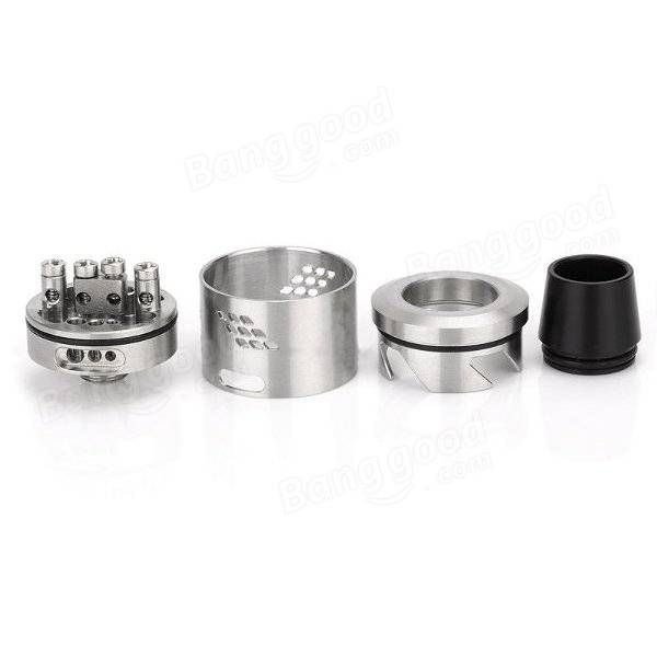 Indulgence Mutation X S RDA Rebuildable Dripper Atomizer