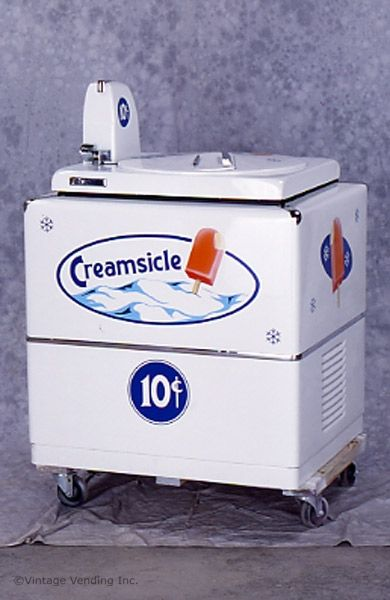 Vendo Dairy-Vend Ice Cream Machine