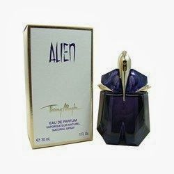 Beauty and the Mist - everything about beauty: Popular fragrances of 2014 Alien Thierry Mugler